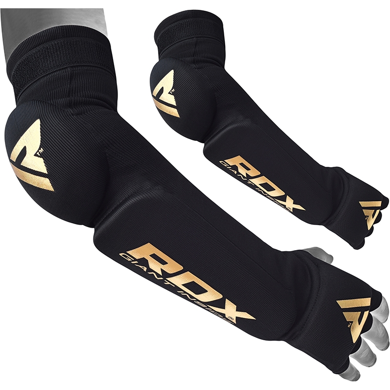 RDX E3 Ellbogen und Unterarmschutz L/XL Schwarz