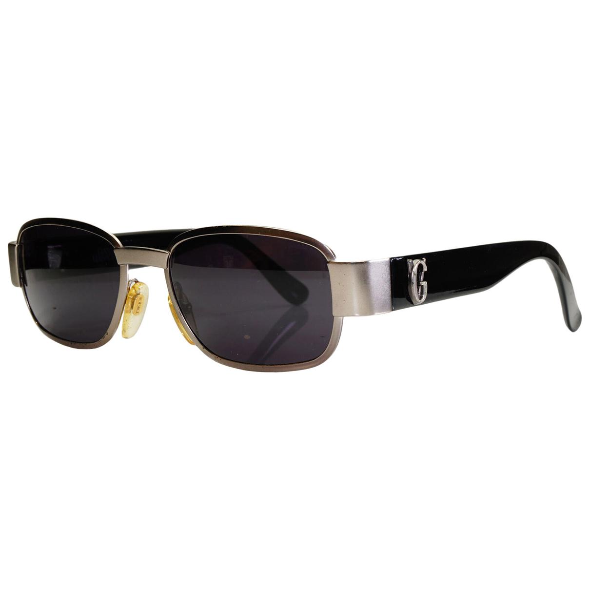 Gianni Versace \N Silver Metal Sunglasses for Men \N