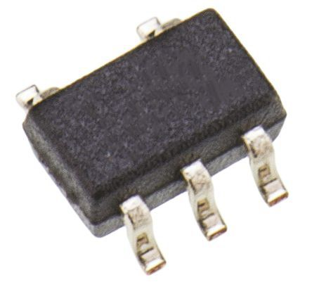 ON Semiconductor NC7S04P5X 1-Input Inverter Logic Gate, 5-Pin SC-70 (3000)