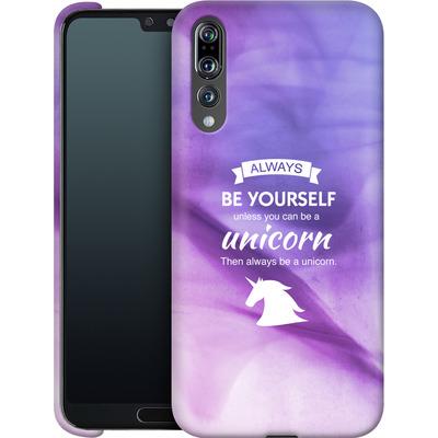 Huawei P20 Pro Smartphone Huelle - Be A Unicorn von Statements