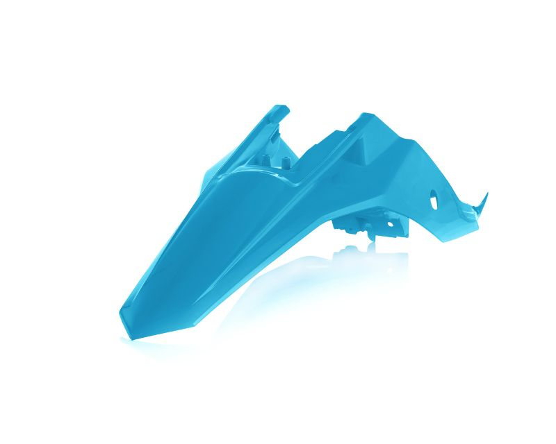 Acerbis 2449660085 Rear Fender Light Blue KTM SX65 16-20
