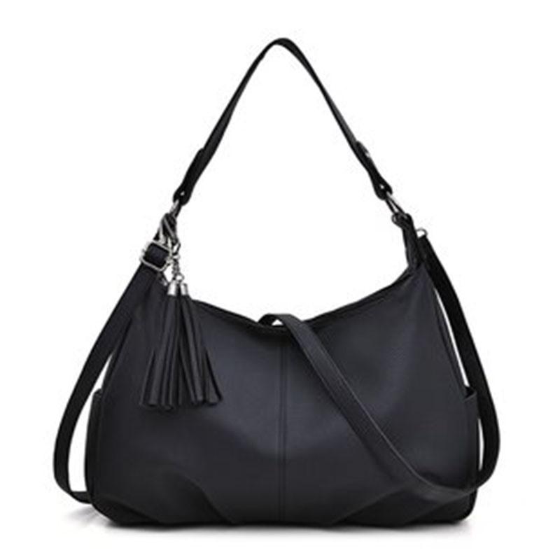Ericdress Plain PU Plain Shoulder Bags