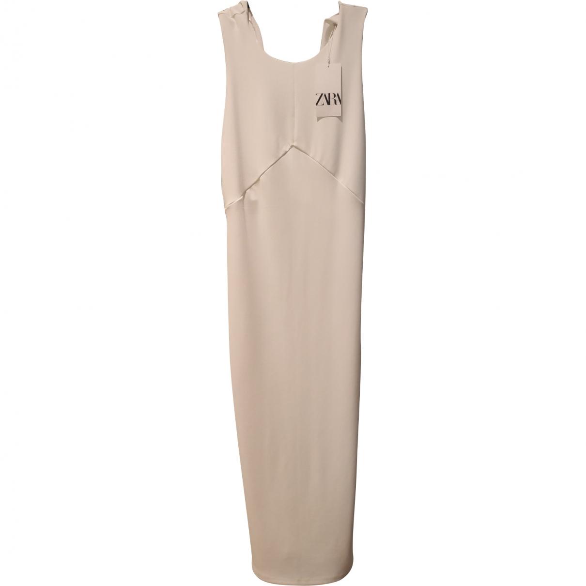 Zara \N White dress for Women S International