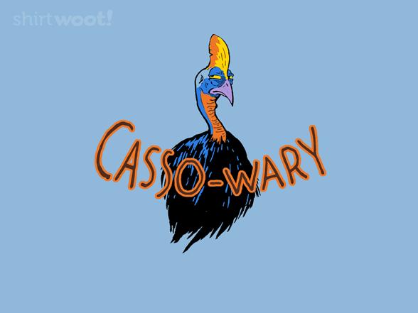 Casso-wary T Shirt