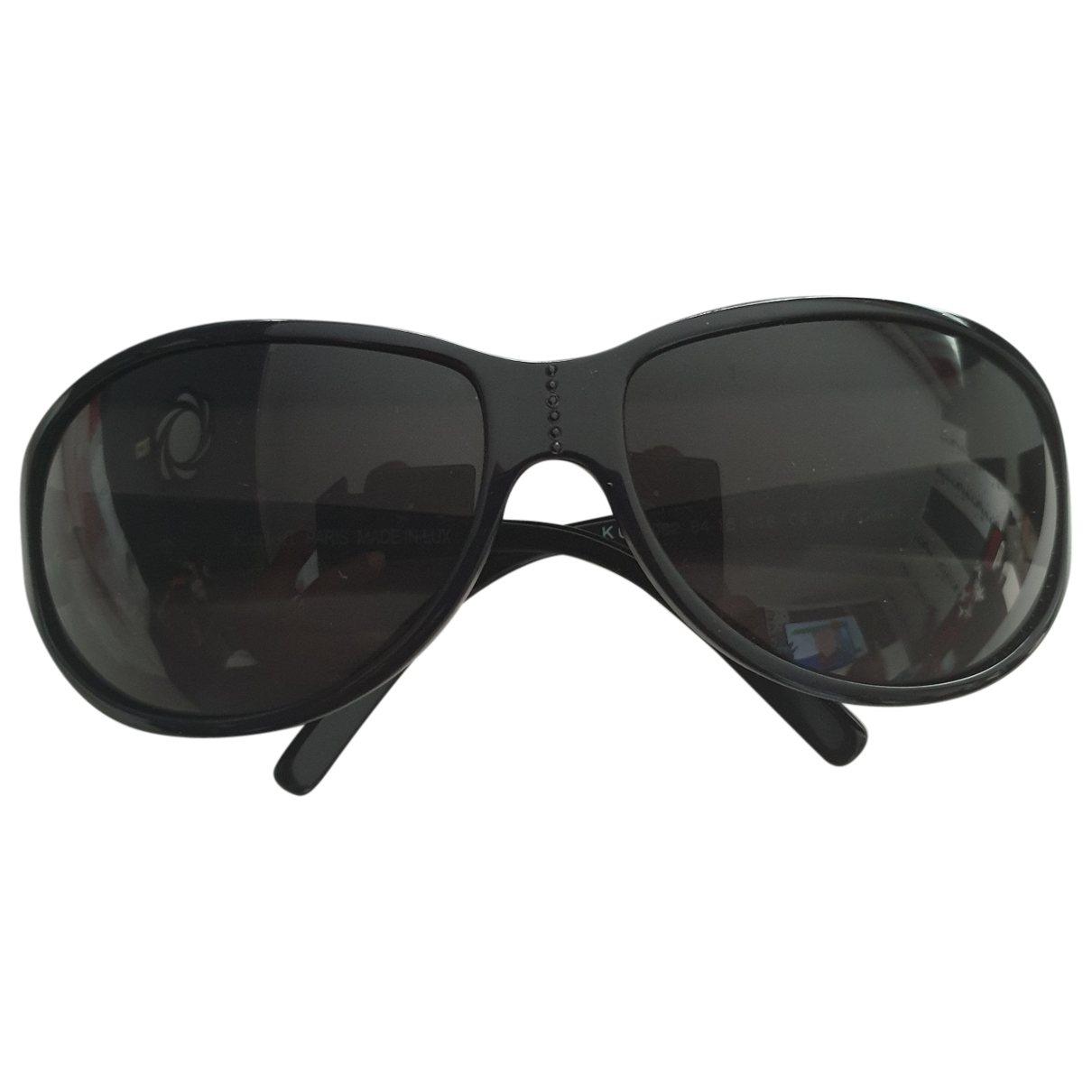 Korloff \N Sonnenbrillen in  Schwarz Kunststoff