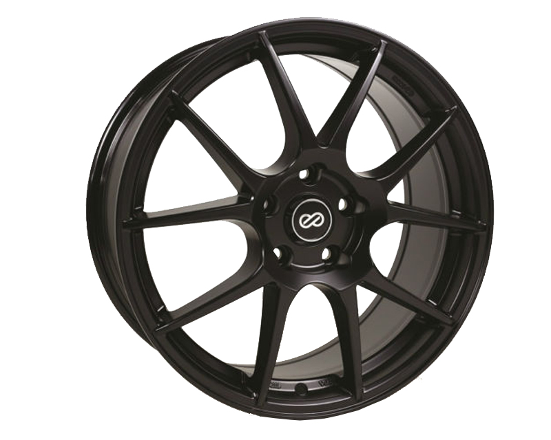 Enkei YS5 Wheel Performance Series Black 17x7.5 5x108 45mm