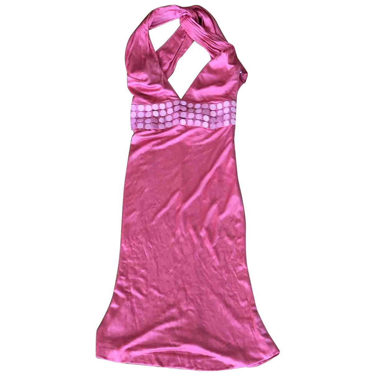 Versace \N Pink dress for Women 38 IT