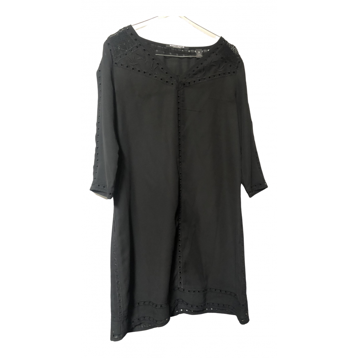 Maison Scotch \N Black dress for Women S International