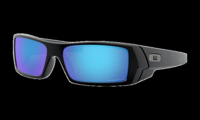 Oakley Men's Matte Black Gascan® Sunglasses