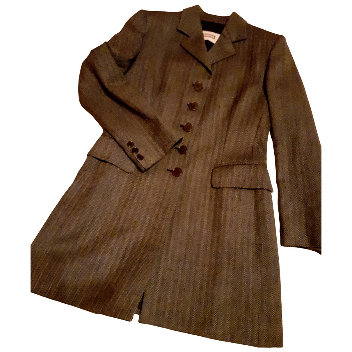 - Veste   pour femme en laine - gris