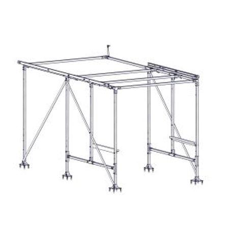 Cargo Glide Framework Only for WallSlide System Ford Transit Cargo 148 WB Low Roof Van 2013-2019