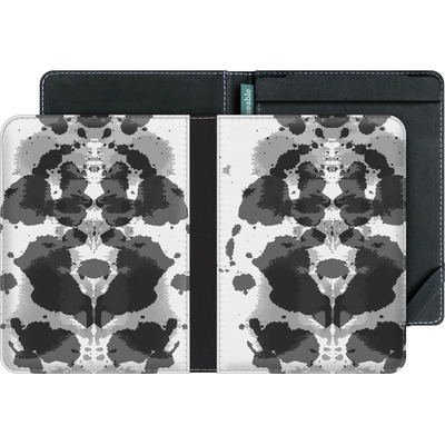 tolino vision 4 HD eBook Reader Huelle - Mind Games Black von caseable Designs
