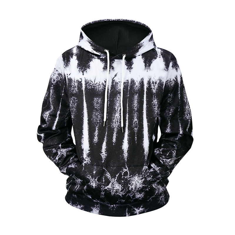 Casual Style Lightweight Athletic Cool Design 3D Painted Hoodie
