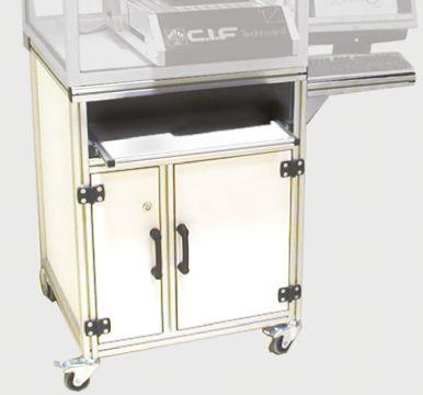 CIF Workbench cabinet for Technodrill