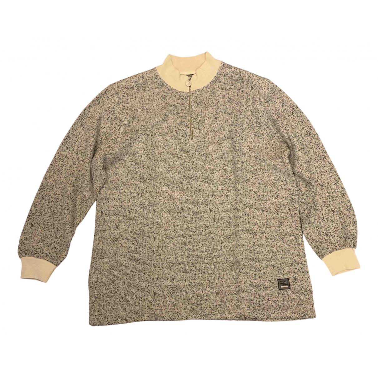 Versace \N Pullover.Westen.Sweatshirts  Beige