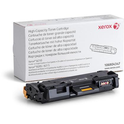 Xerox 106R04347 Original Black Toner Cartridge High Yield