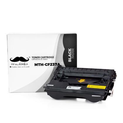 Compatible HP 37A CF237A cartouche de toner noire - Moustache®