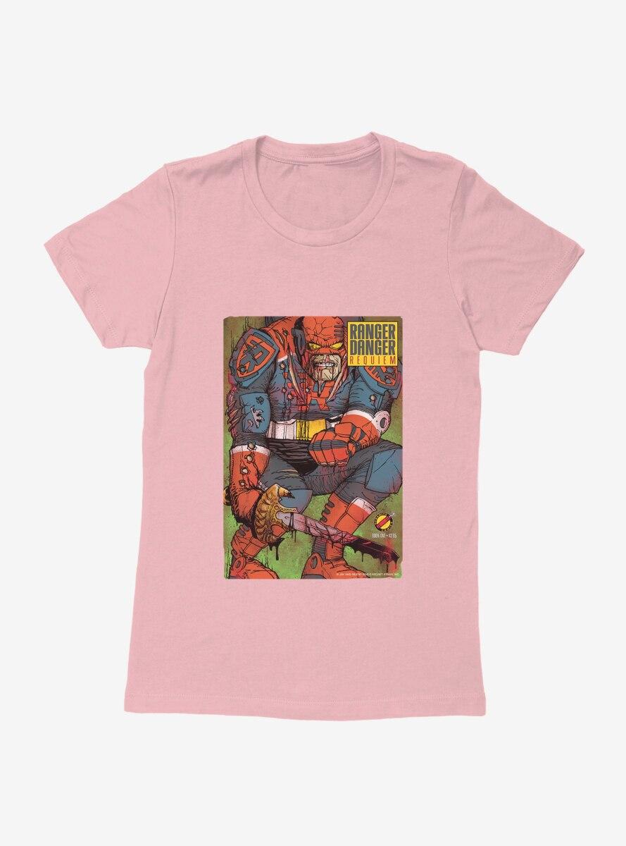 Jay And Silent Bob Reboot Ranger Danger Requiem Womens T-Shirt