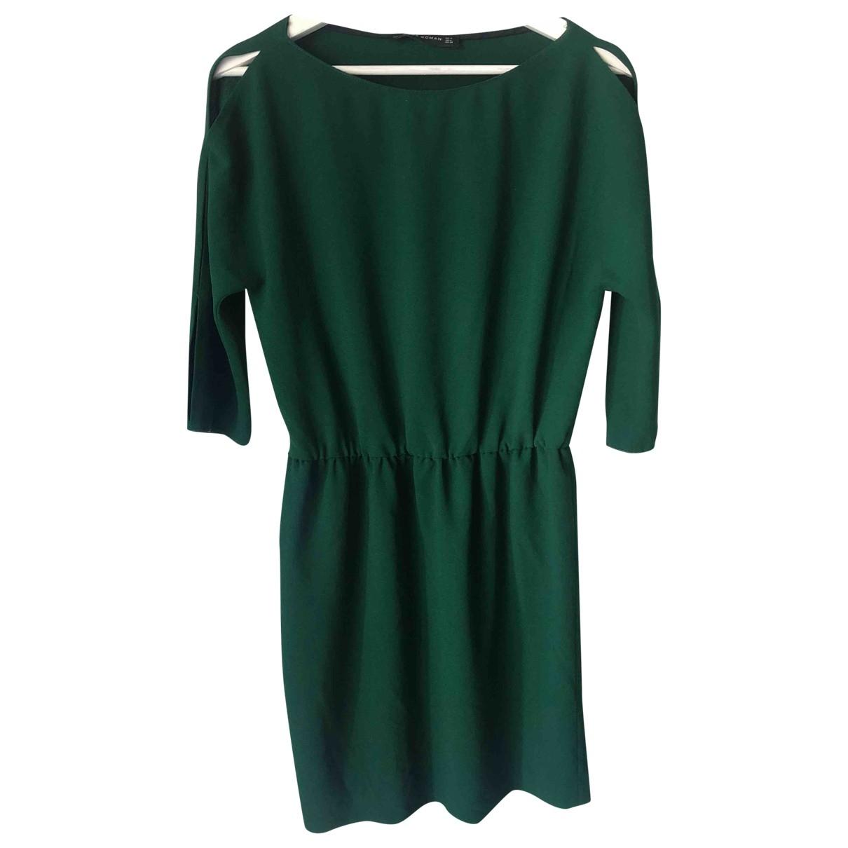 Zara \N Green dress for Women M International