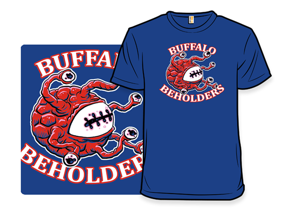 Buffalo Beholders T Shirt