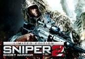Sniper: Ghost Warrior 2 Collectors Edition EU Steam CD Key