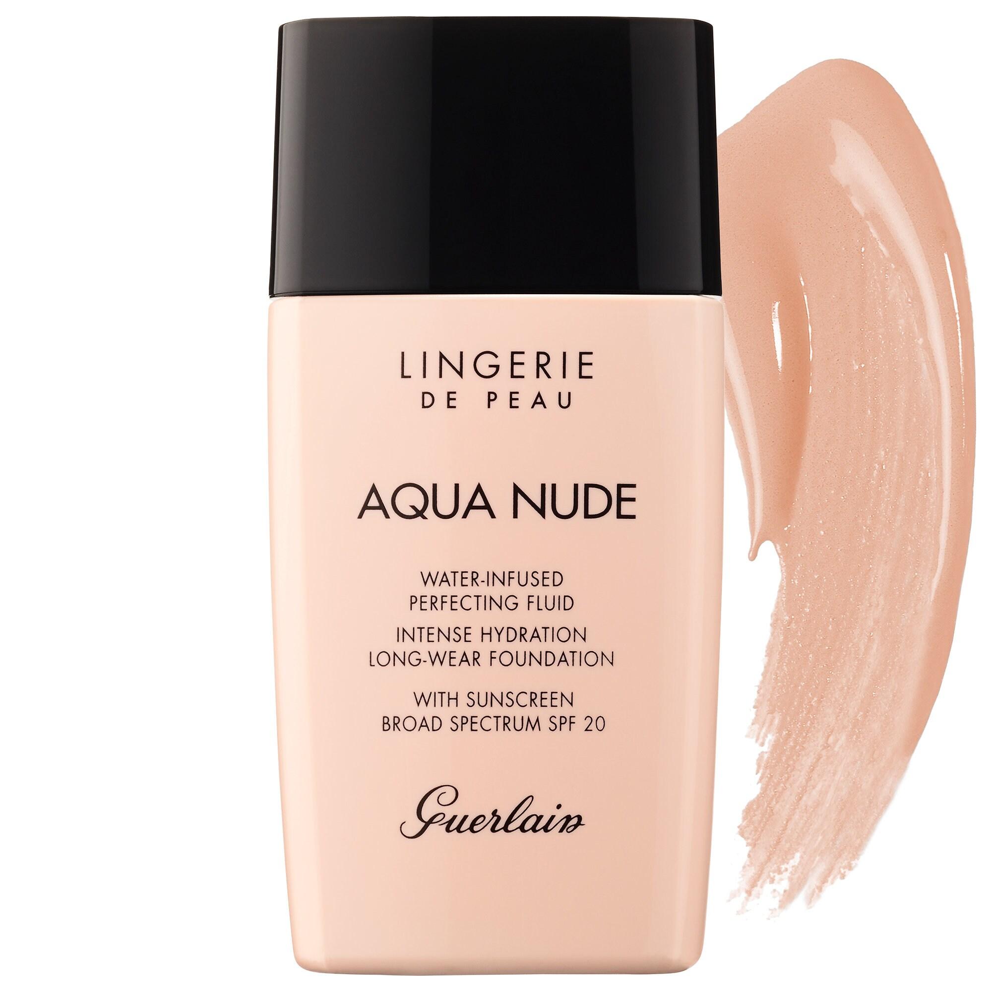 Lingerie de Peau Aqua Nude Foundation - 01N Very Light