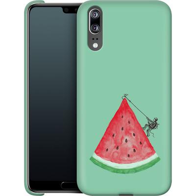 Huawei P20 Smartphone Huelle - Summer Climb von Enkel Dika