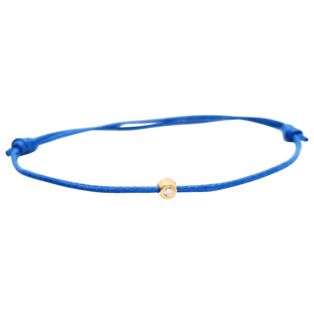 Autre Marque \N Armband in  Silber Weissgold