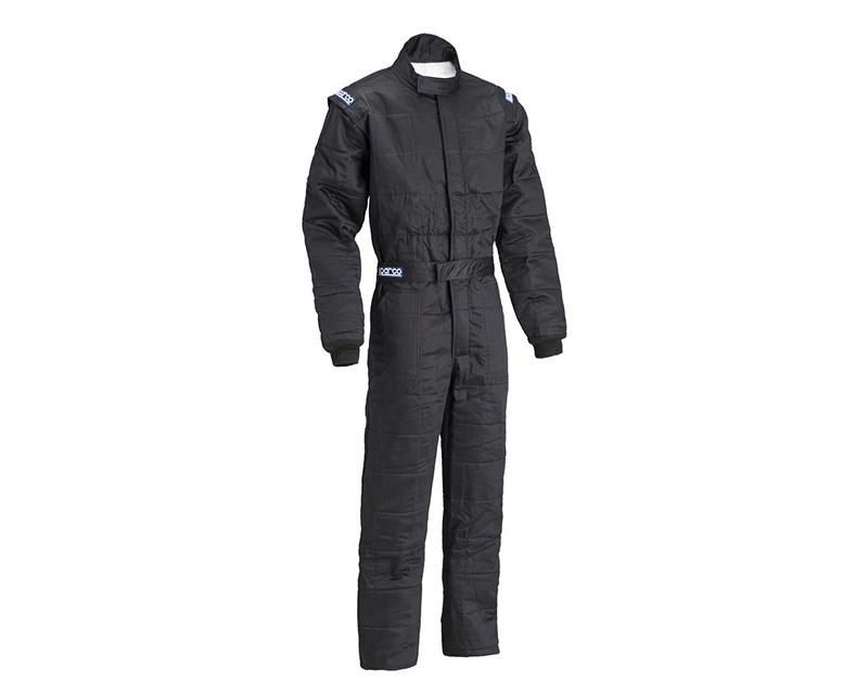 Sparco 001058J4XLNR Jade 2 Black Racing Suit | XL