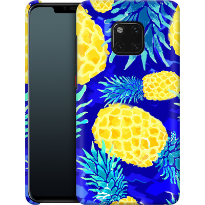 Huawei Mate 20 Pro Smartphone Huelle - Pineapple Crush von Mukta Lata Barua