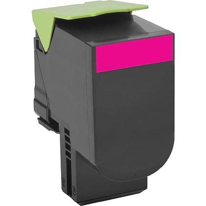 Compatible Lexmark 71B10M0 cartouche de toner magenta - boîte économique