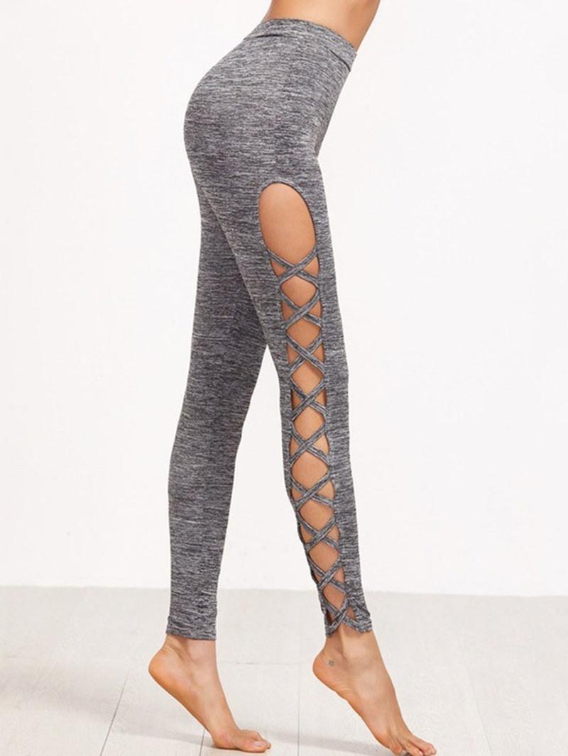Ericdress Quick Dry Ankle Length Running Pants