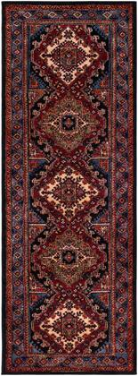 Serapi SRP-1004 311 x 57 Rectangle Traditional Rug in