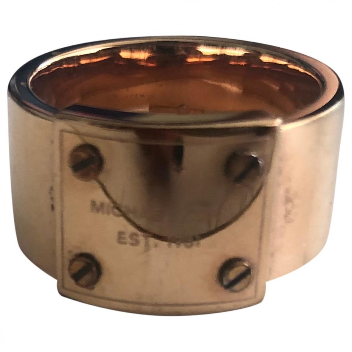 Michael Kors \N Ring in  Metallic Metall