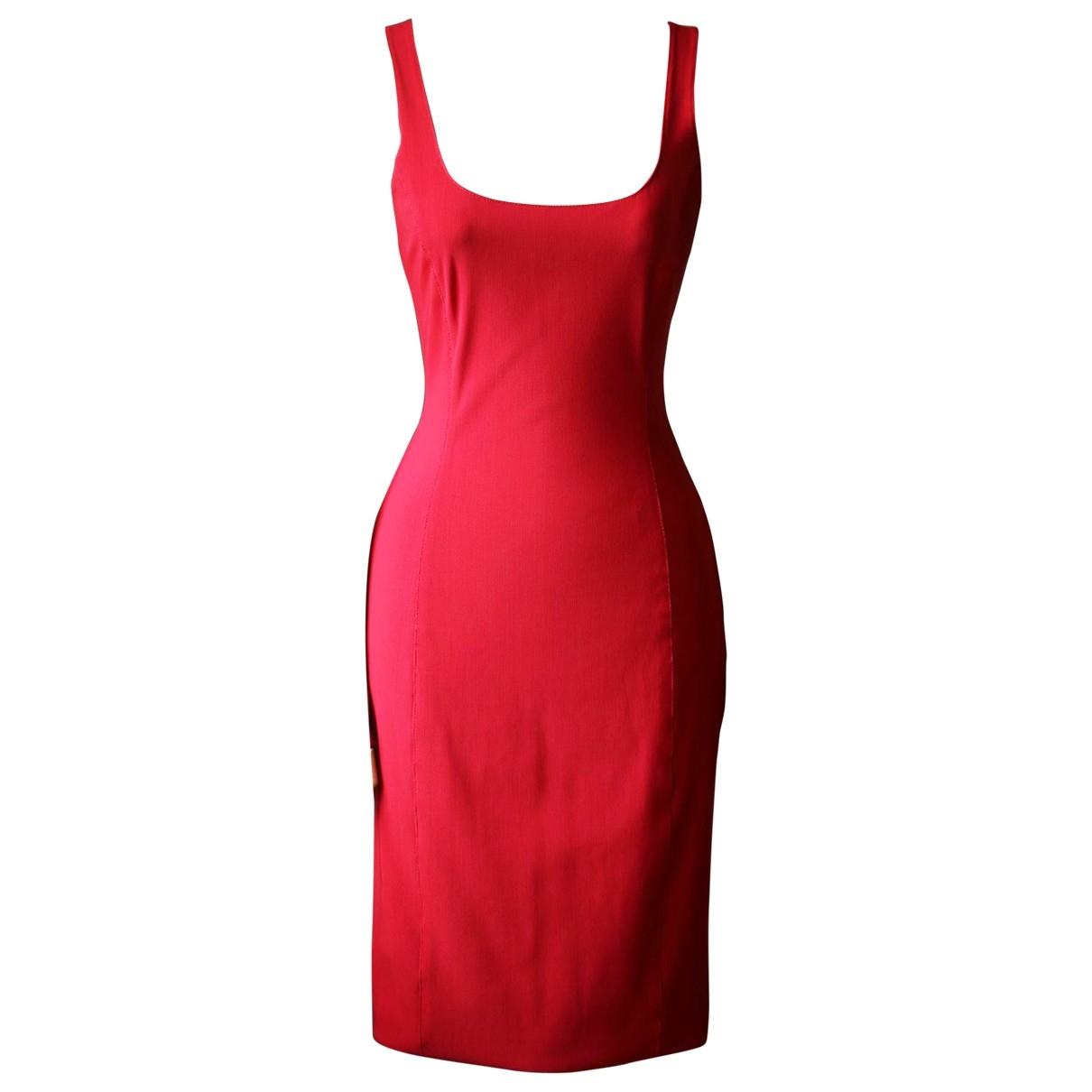 Alexander Wang - Robe   pour femme - rouge