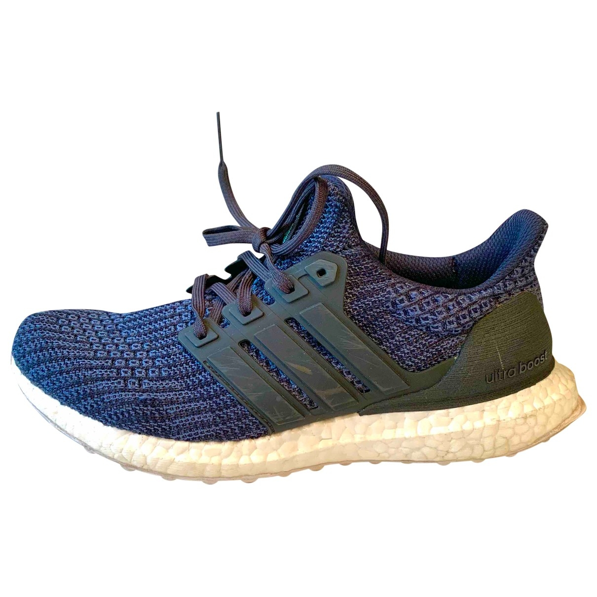 Adidas Ultraboost Blue Cloth Trainers for Women 39.5 IT
