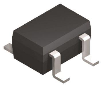 ON Semiconductor NC7SV14P5X Schmitt Trigger Inverter, 5-Pin S70 (50)