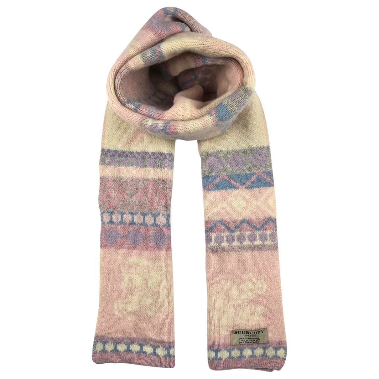 Burberry \N Cashmere scarf for Women \N