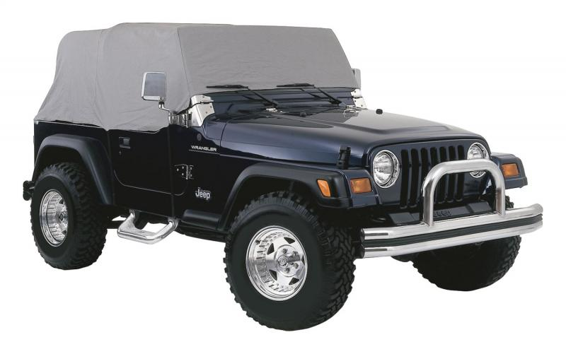 RT Offroad CC10309 Appearance Products Jeep