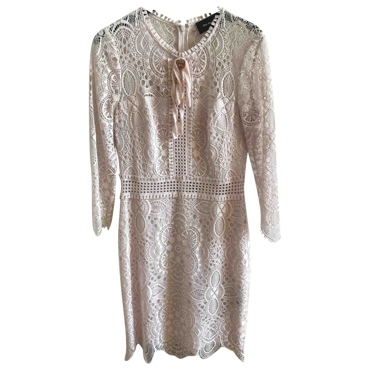 The Kooples \N Pink Lace dress for Women XXS International