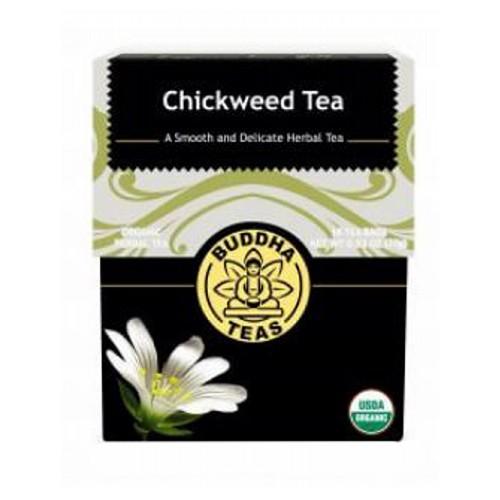 Chickweed Tea 18 Bags by Buddha Teas