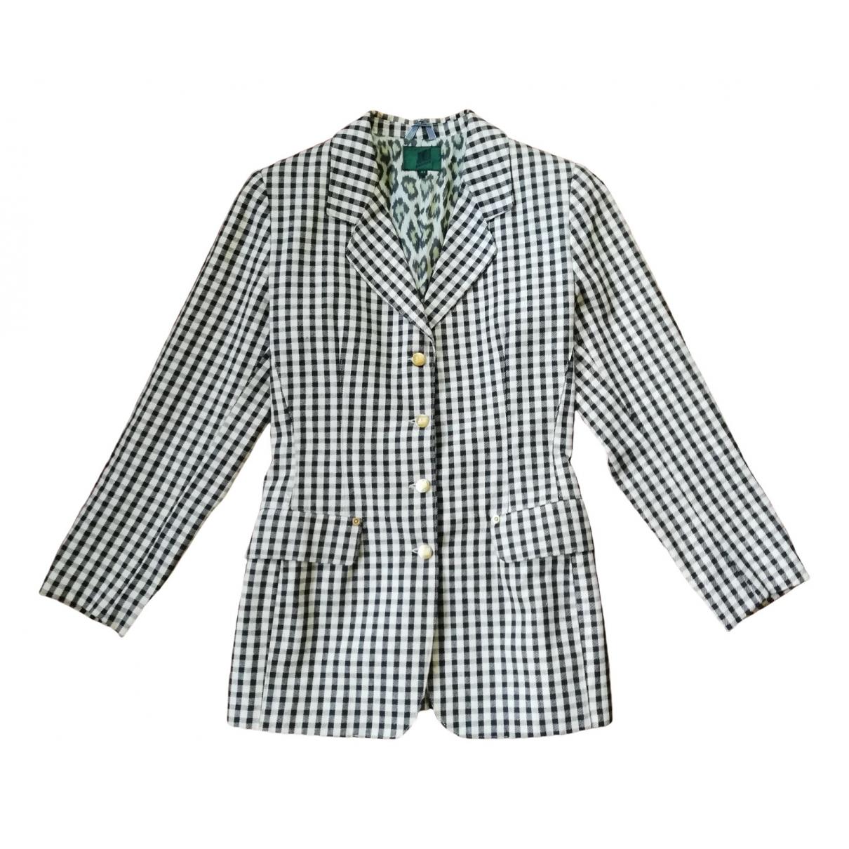 Gaultier Junior - Veste   pour femme en coton - ecru