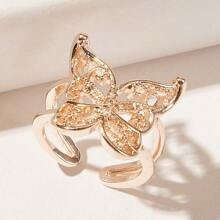 1pc Butterfly Ring