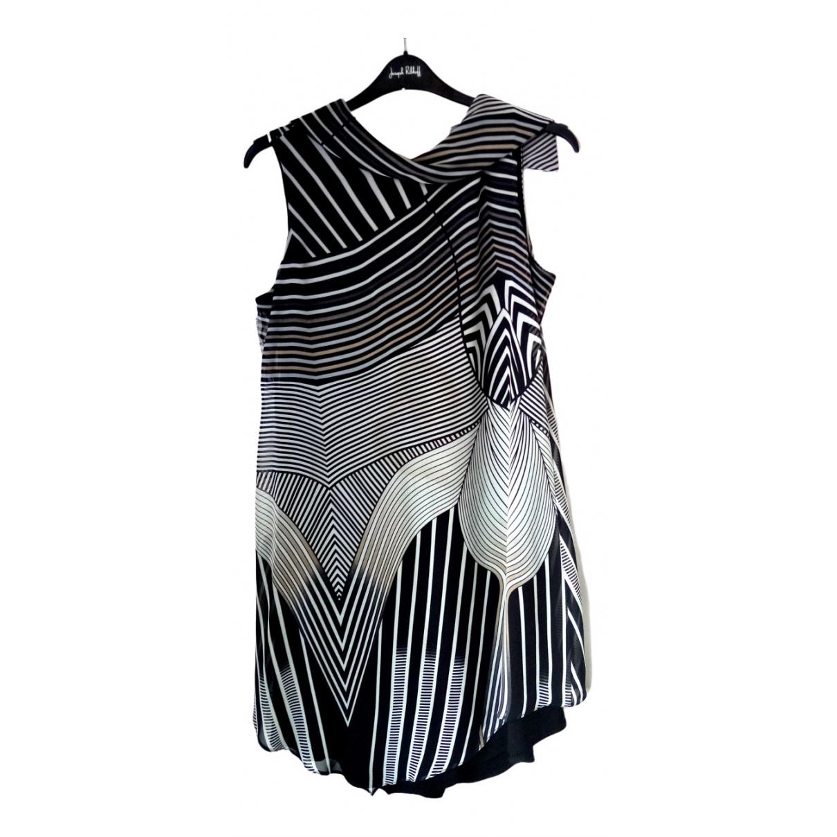 Joseph Ribkoff \N Kleid in  Lila Polyester