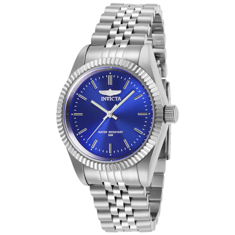 Invicta Women's Specialty 29398 Silver Stainless-Steel Quartz Dress Watch