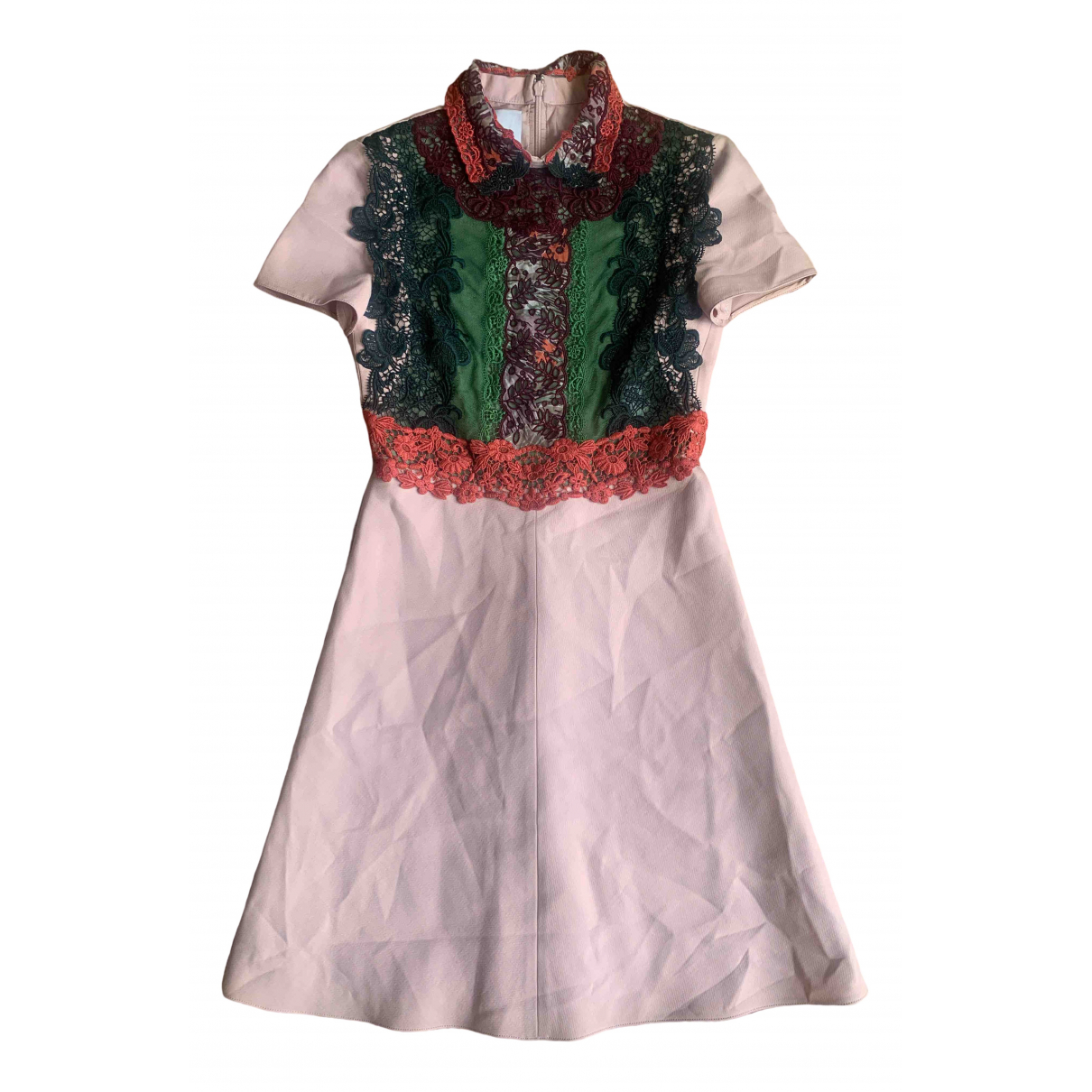 Valentino Garavani \N Kleid in  Bunt Wolle