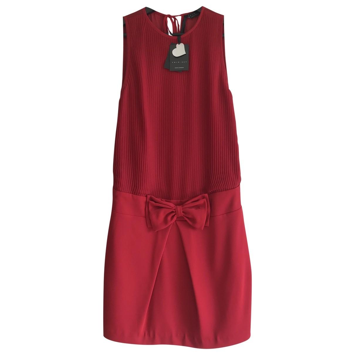 Twin Set \N Red dress for Women XS International