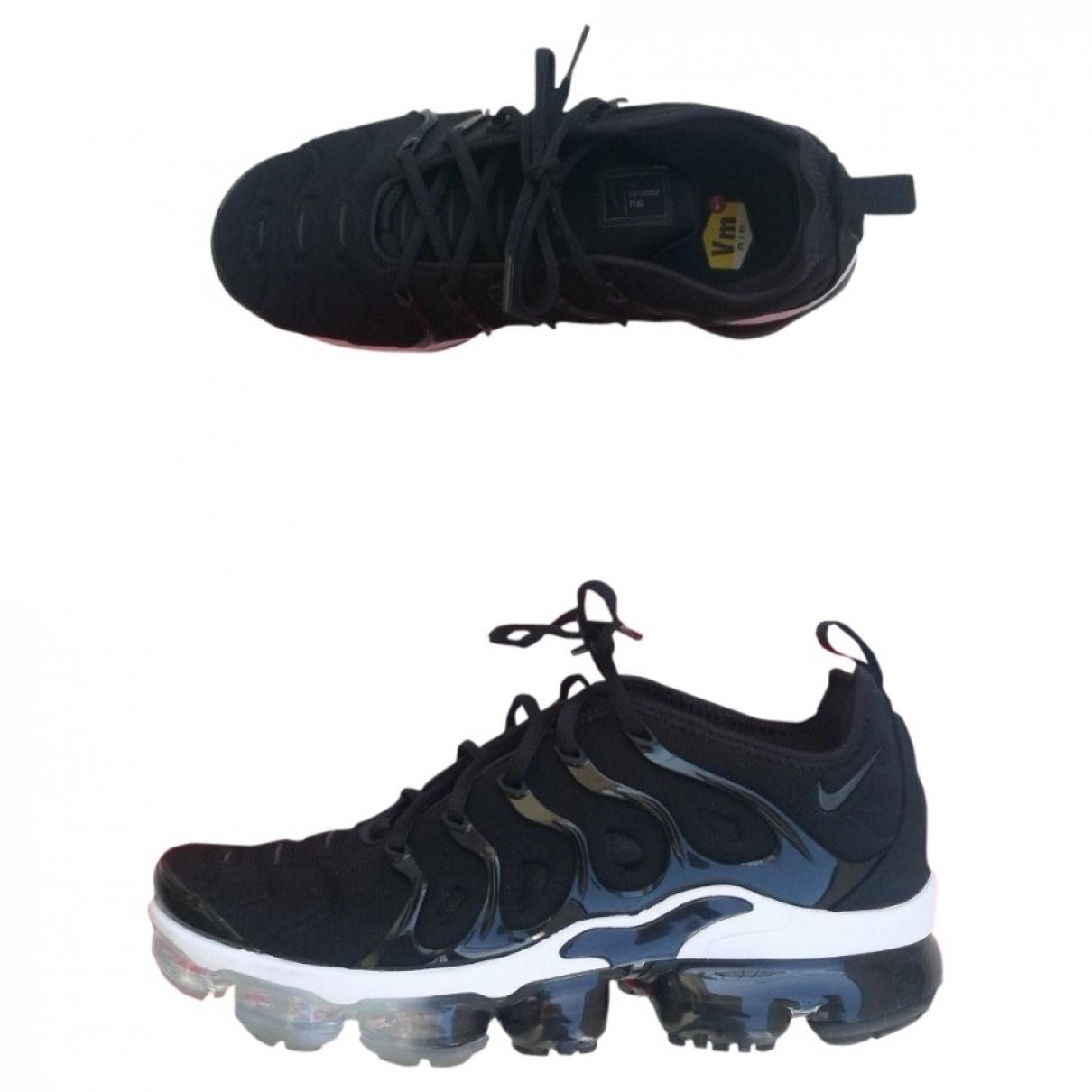 Deportivas VaporMax Plus de Lona Nike