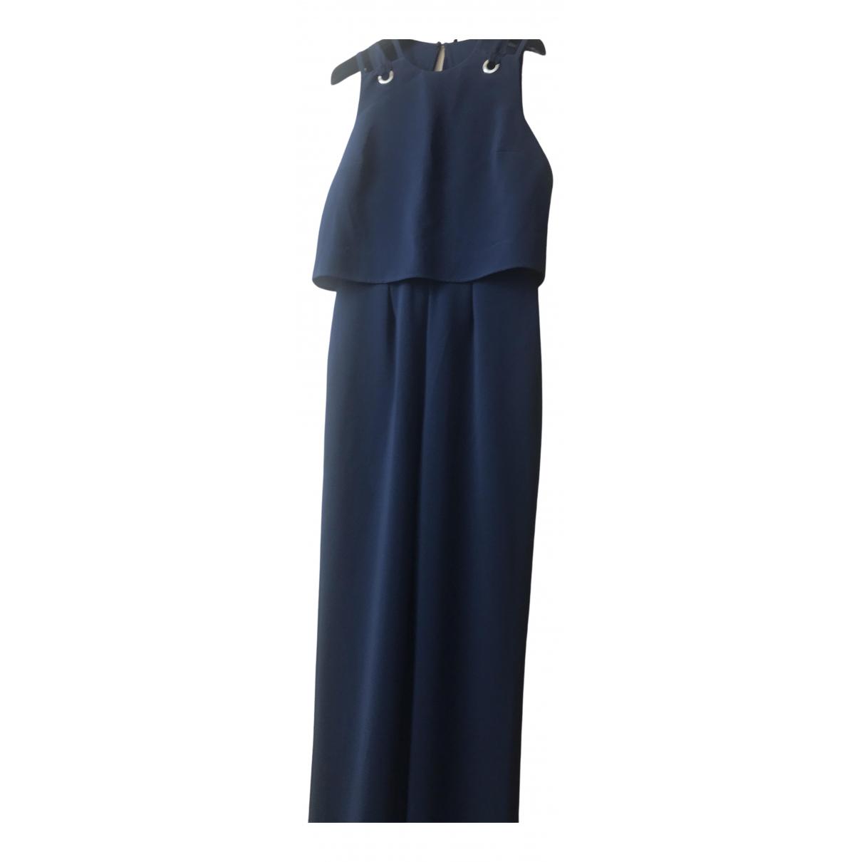 Non Signé / Unsigned \N Blue jumpsuit for Women 42 IT