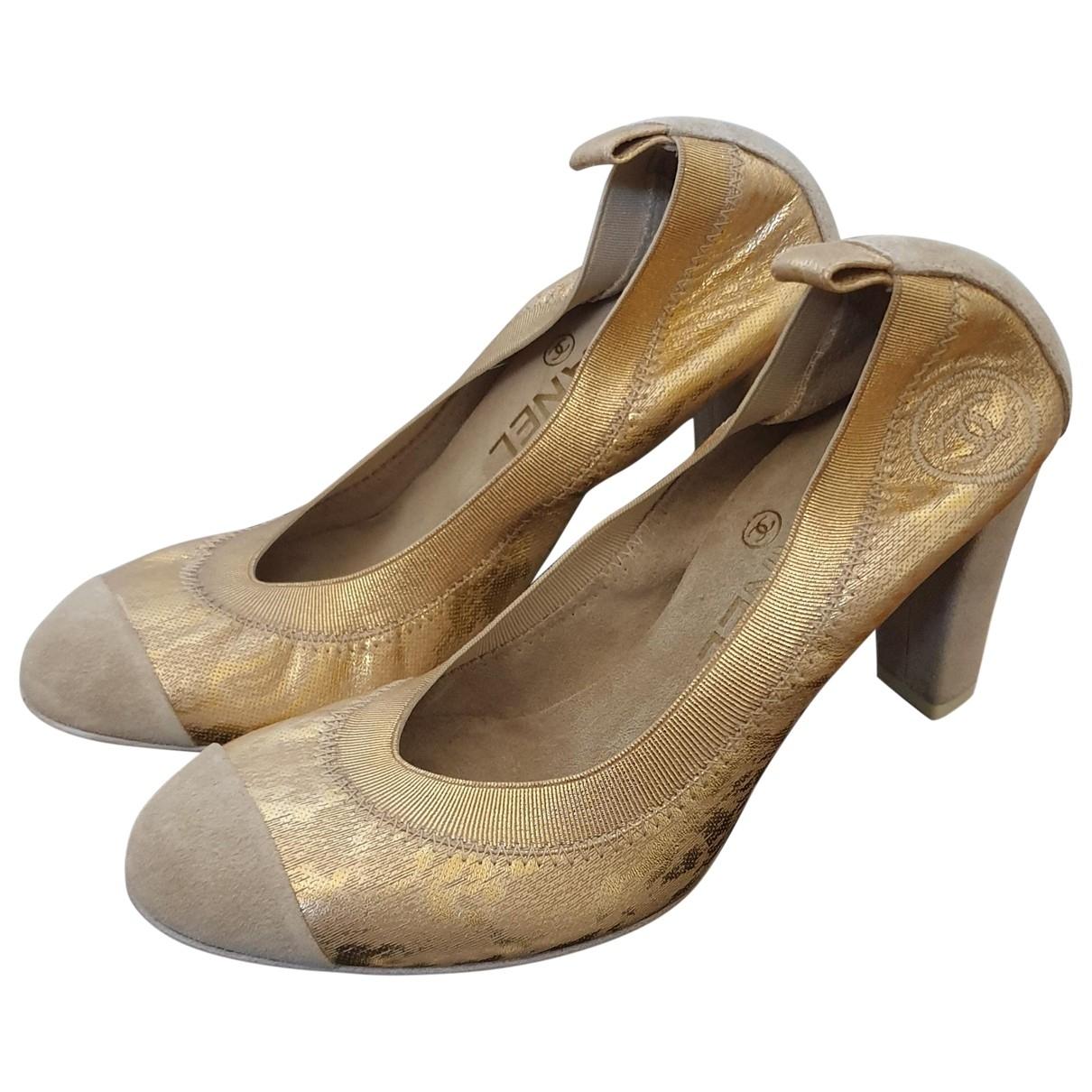 Bailarinas de Lona Chanel